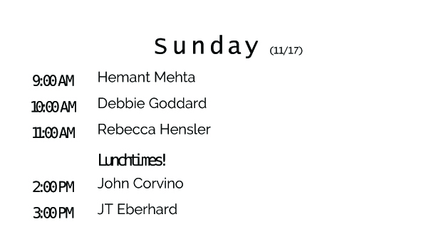 Skepticon_6_Schedule_Sunday