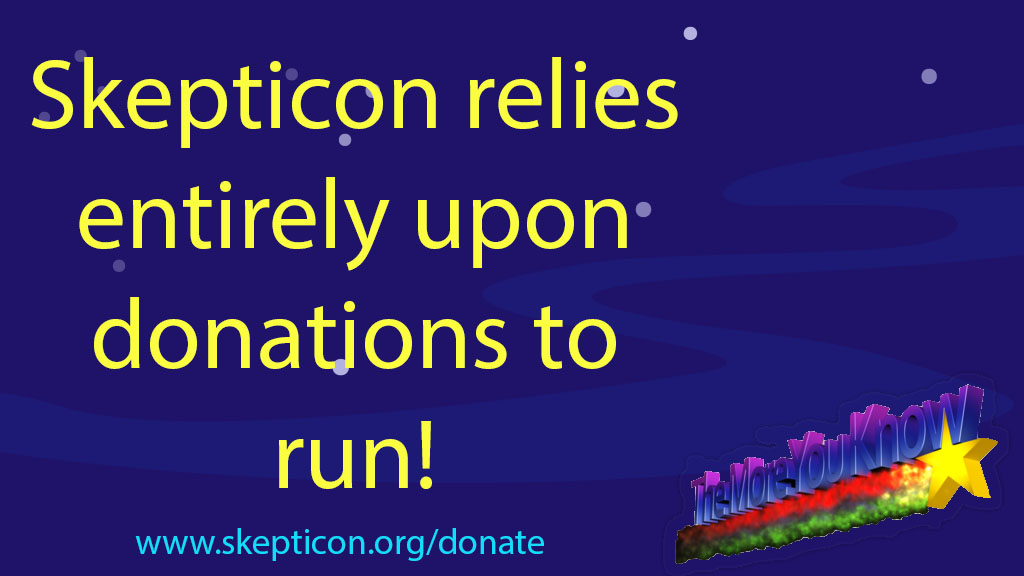 Skepticon Donors Are Extra Overwhelmingly Wonderful
