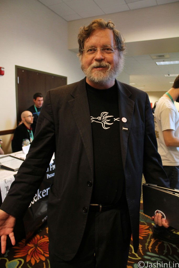 April Fundraiser Winner: PZ MYERS!