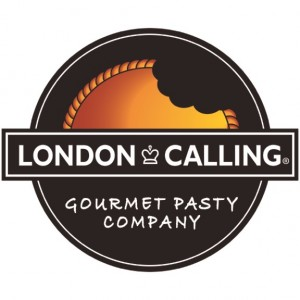 London Calling Gourmet Pasty Company logo