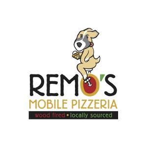 Remo's Mobile Pizzeria logo